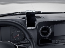Sprinter Panel Van, smartphone holder